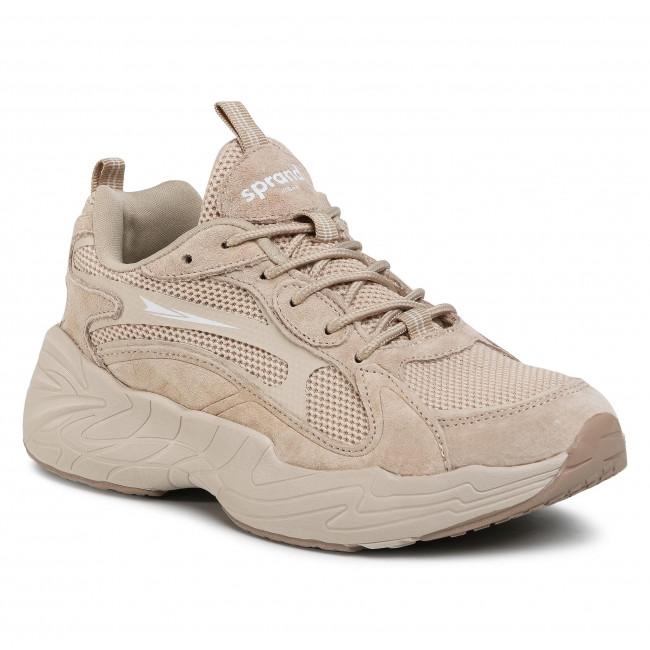 Sneakersy SPRANDI - WP40-9245Y Beige
