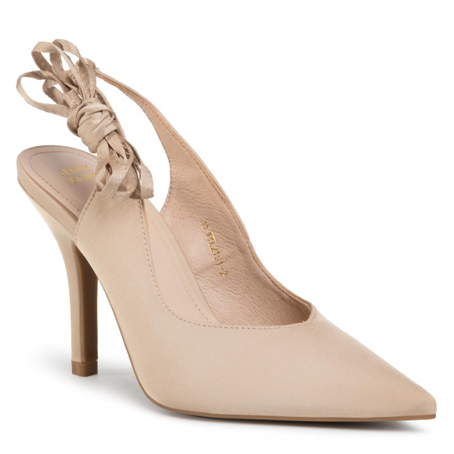 Sandále JENNY FAIRY - WYL2191-2 Beige