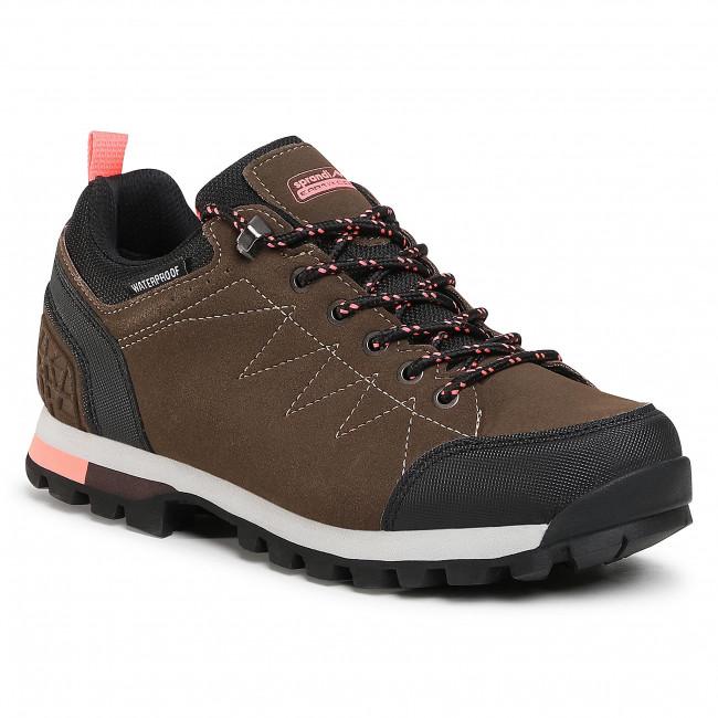Trekingová obuv SPRANDI - WP-VS19W02010 Brown
