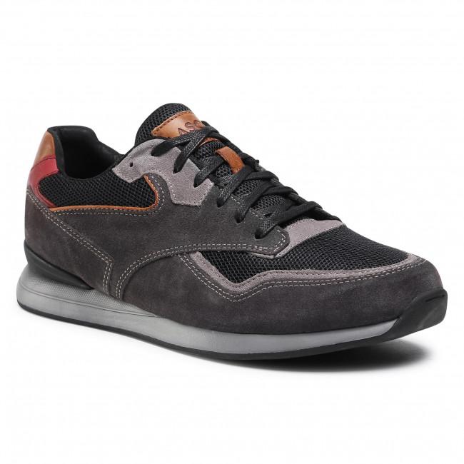 Sneakersy LASOCKI FOR MEN - MB-7006-07 Grey
