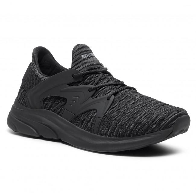 Sneakersy SPRANDI - MP-GF19R361A-7 Black