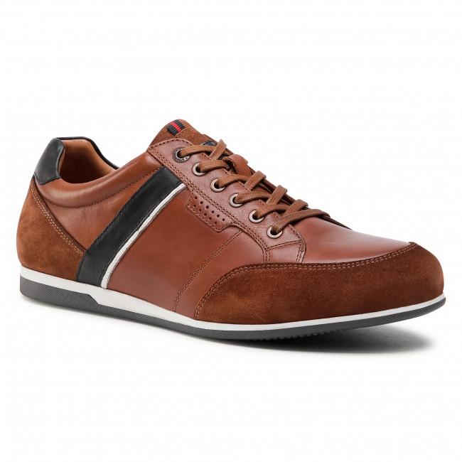 Sneakersy GINO ROSSI - MI08-C666-667-12 Brown