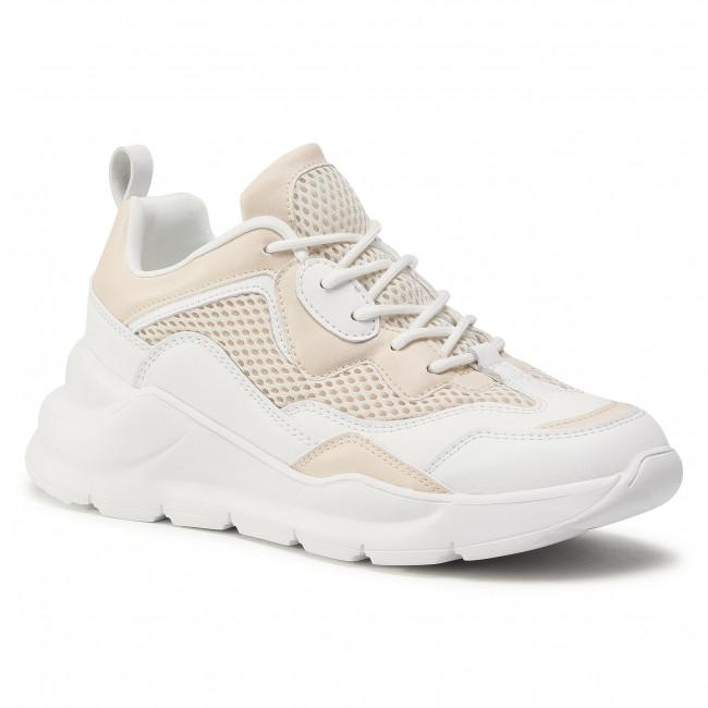 Sneakersy DEEZEE - WAG1902330C Beige