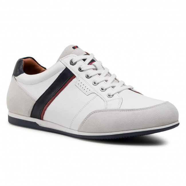 Sneakersy GINO ROSSI - MI08-C666-667-12 White