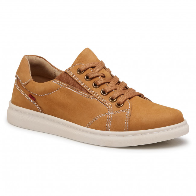 Sneakersy GO SOFT - 4839-01 Camel