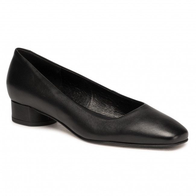 Poltopánky GINO ROSSI - 71447-01 Black