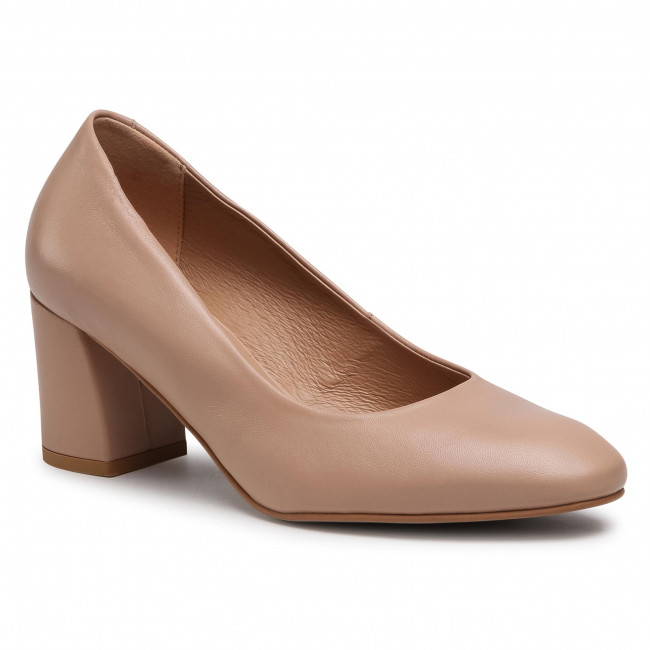 Poltopánky GINO ROSSI - 71446-02 Beige