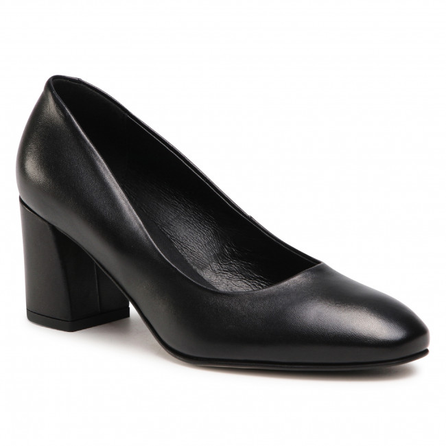 Poltopánky GINO ROSSI - 71446-02 Black