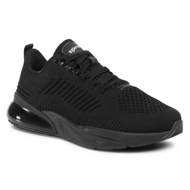 Sneakersy SPRANDI - WP-LH-200310 Black