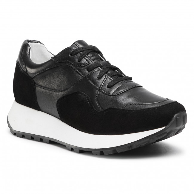 Sneakersy GINO ROSSI - RST-MADDOX-02 Black