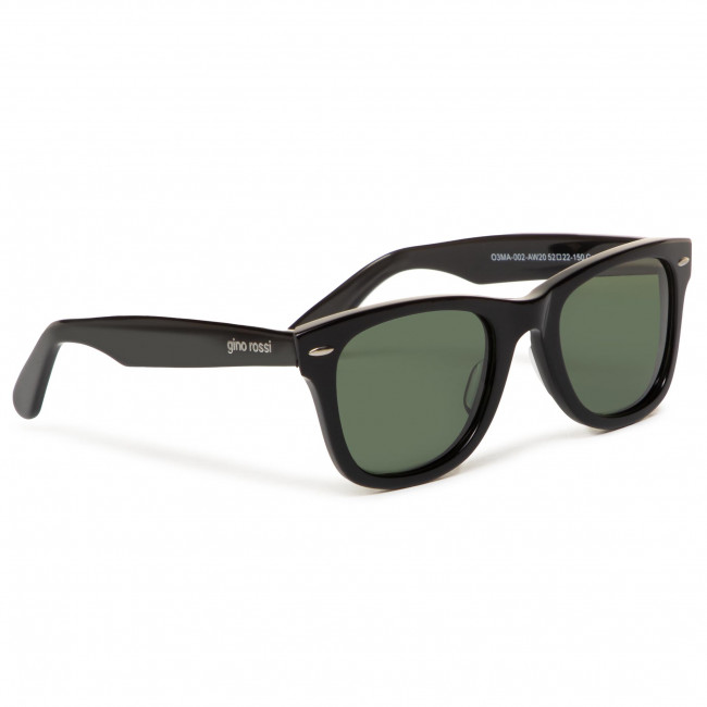Slnečné okuliare GINO ROSSI - O3MA-002-AW20 Black