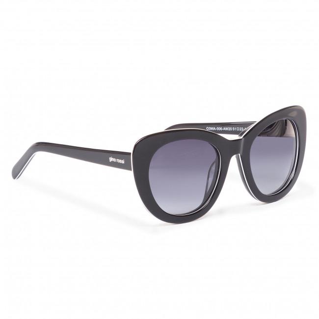 Slnečné okuliare GINO ROSSI - O3WA-006-AW20 Brown