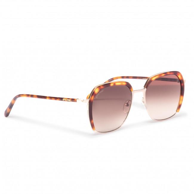 Slnečné okuliare GINO ROSSI - O3WA-005-AW20 Brown