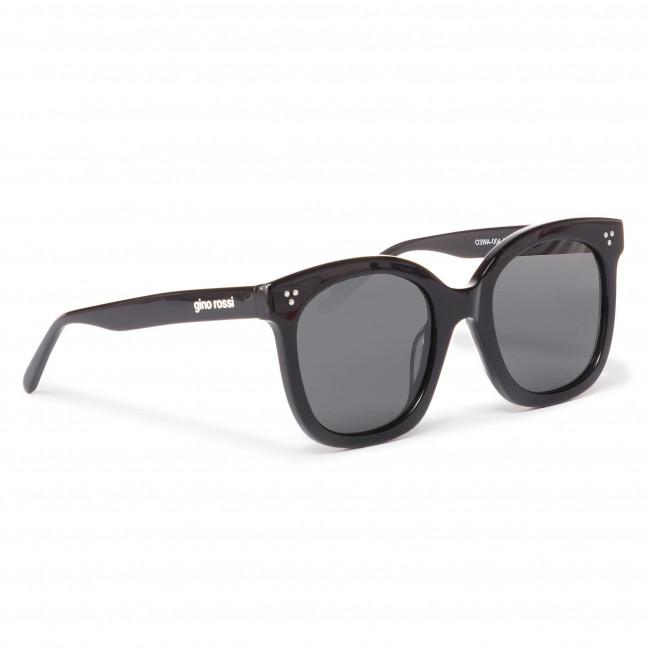 Slnečné okuliare GINO ROSSI - O3WA-004-AW20 Black