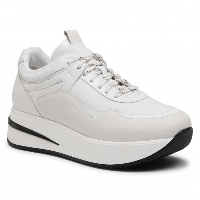 Sneakersy GINO ROSSI - E21-RST-LUXORY-01 White