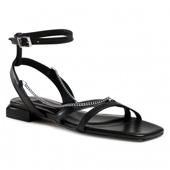 Sandále GINO ROSSI - 6005  Black