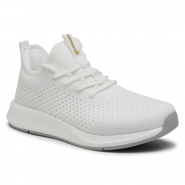 Sneakersy SPRANDI - MP07-GVA1 White