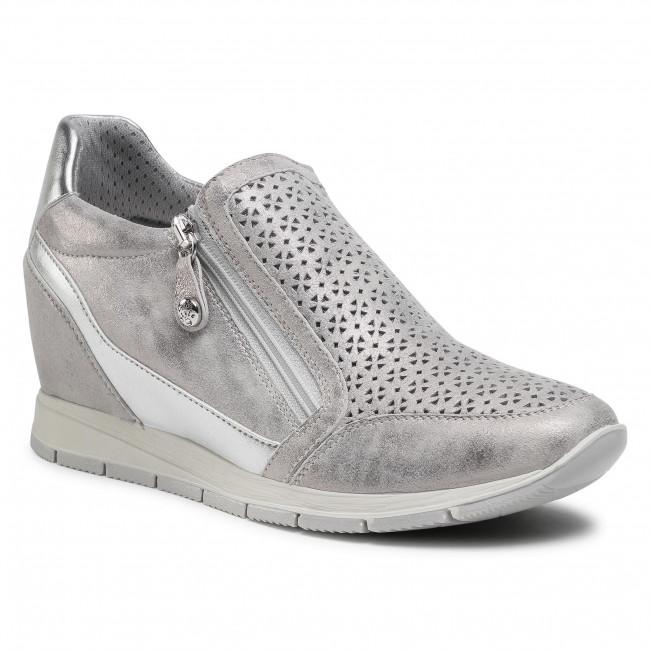 Sneakersy GO SOFT - 706900 Sliver