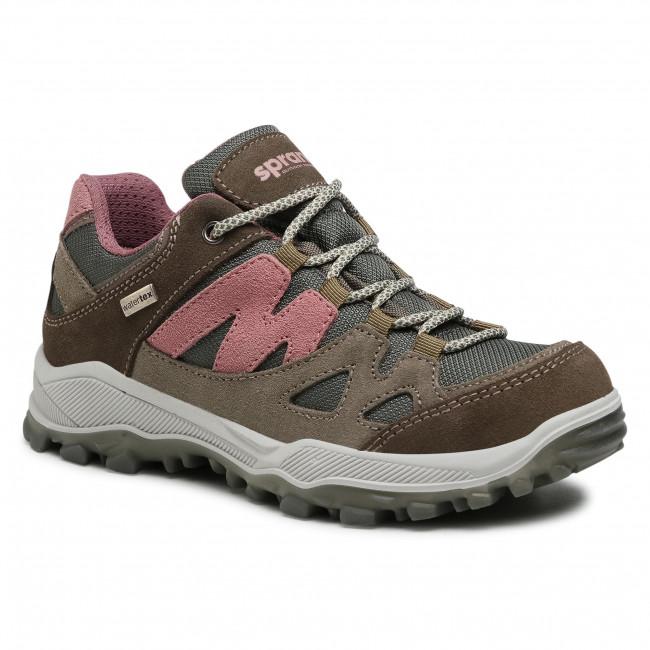 Trekingová obuv SPRANDI - AT70624S Beige