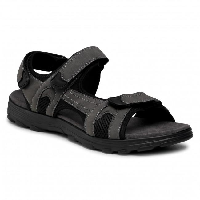 Sandále LANETTI - MSS20116-07 Gray