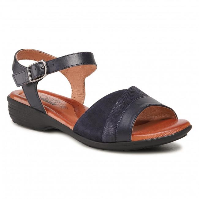 Sandále GO SOFT - WI16-956-03 Cobalt Blue