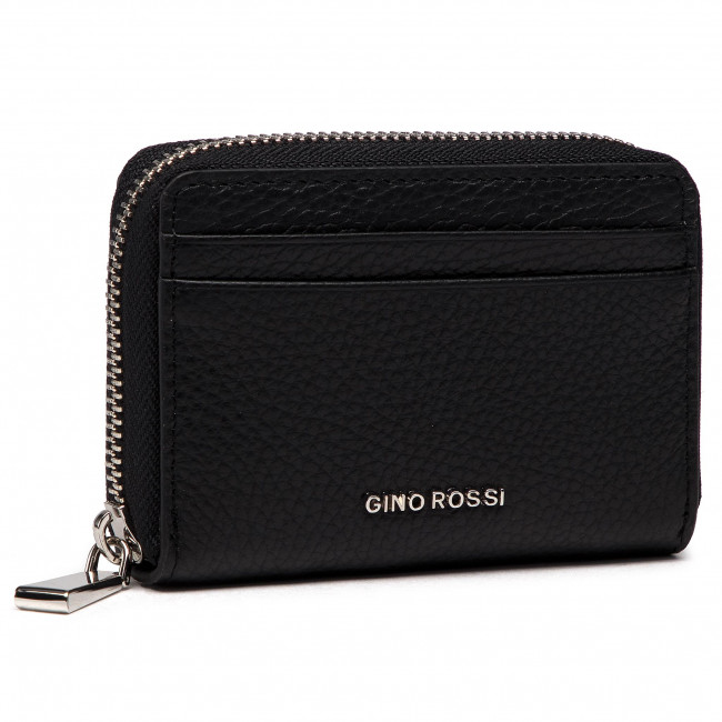 Malá Dámska Peňaženka GINO ROSSI - O3W1-005-SS21 Black