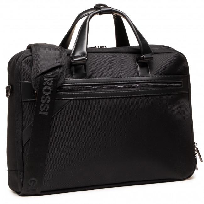 Taška na Laptop GINO ROSSI - BGM-S-095-10-05 Black