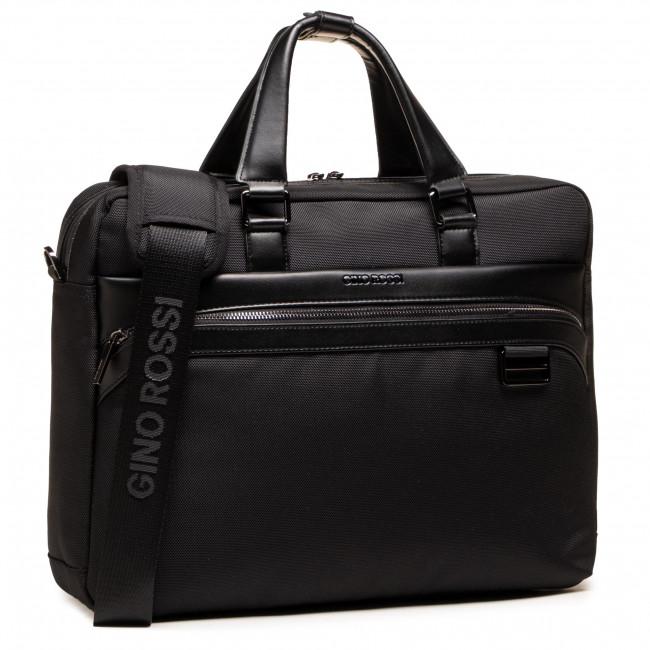 Taška na Laptop GINO ROSSI - BGM-S-098-10-05 Black