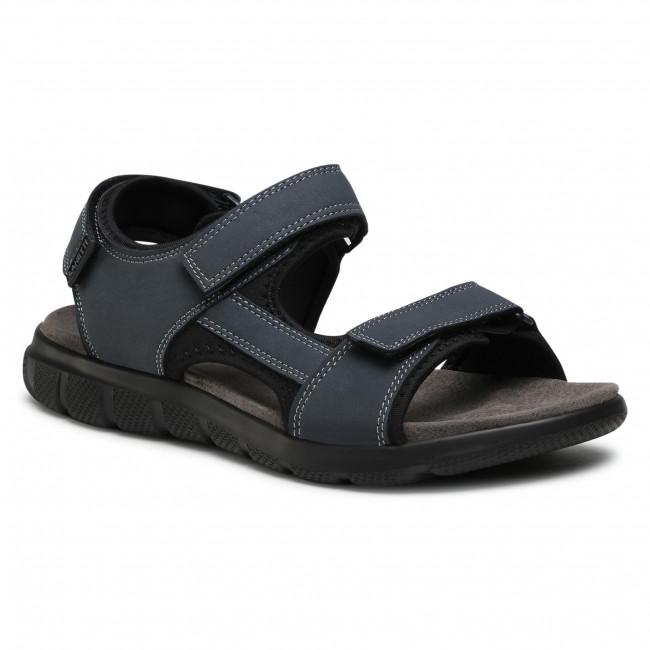 Sandále LANETTI - MSS20230-19 Cobalt Blue