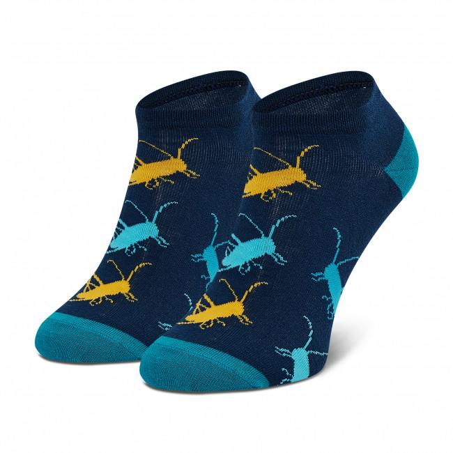 Ponožky Kotníkové Pánske FREAKERS - SMSWI-NAV Tmavo modrá