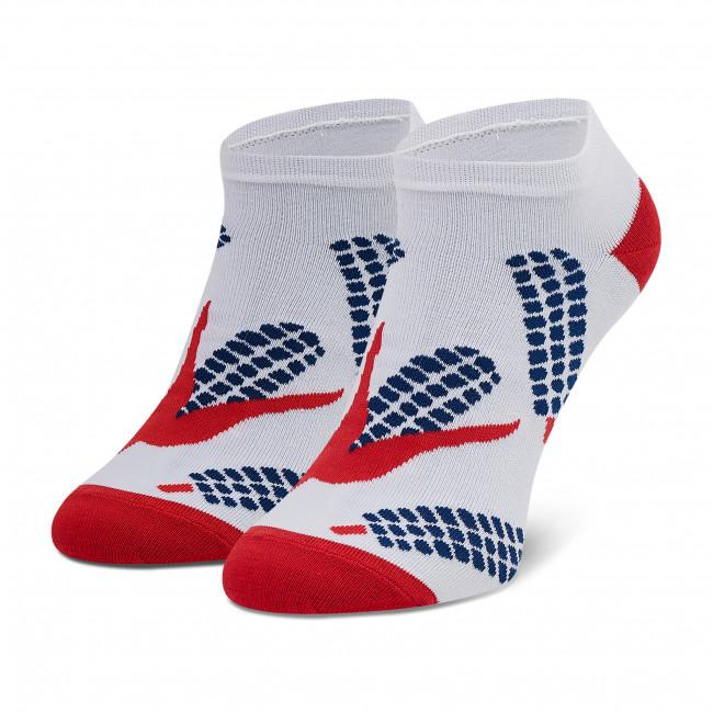 Ponožky Kotníkové Pánske FREAKERS - SMKUK-WHT Biela