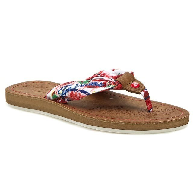 cc637c24f Žabky TOM TAILOR - 5491601 Červená - Žabky - Šľapky a sandále ...