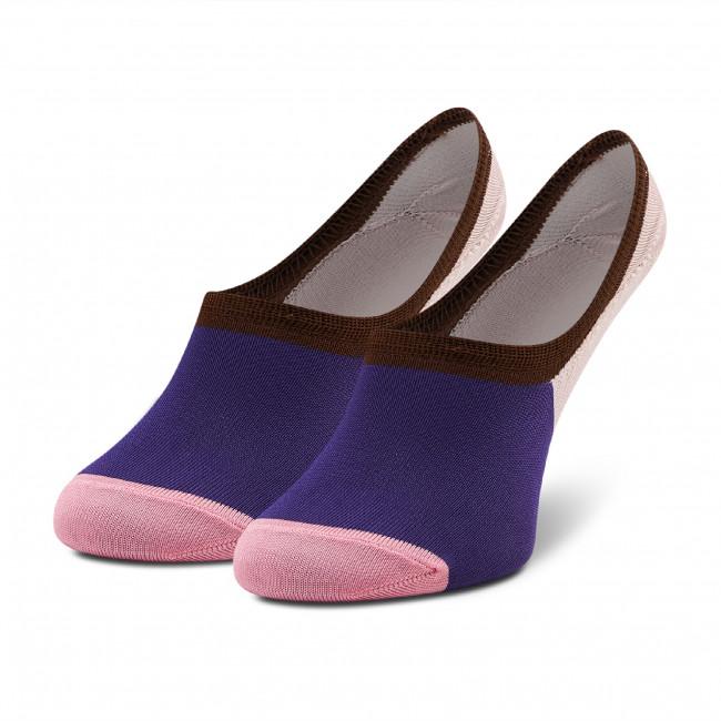 Ponožky Krátke Dámske HAPPY SOCKS - SISGRY06-5500 Fialová
