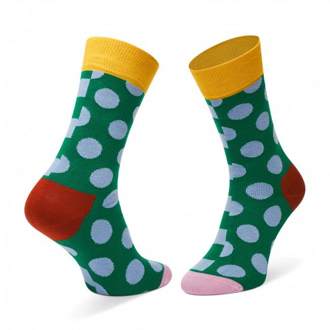 Ponožky Vysoké Dámske HAPPY SOCKS - CDS01-7300  Farebná