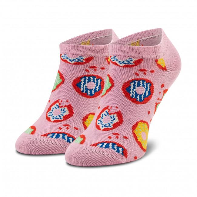 Ponožky Kotníkové Dámske HAPPY SOCKS - DON05-3000 Ružová
