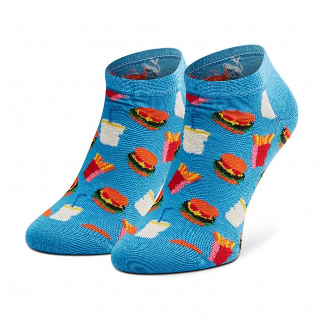 Ponožky Kotníkové Unisex HAPPY SOCKS - HAM05-6700 Modrá