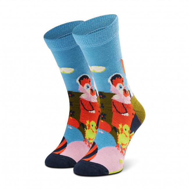 Ponožky Vysoké Detské HAPPY SOCKS - KEFA01-0200 Farebná