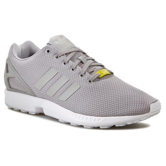 Topánky adidas - ZX FLUX M19838 Alumin/Runwhi