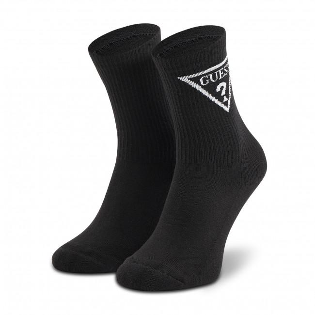 Ponožky Vysoké Dámske GUESS - O0BY08 ZZ00I  JBLK