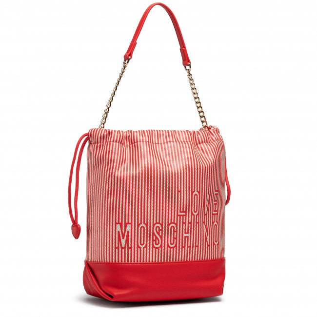 Kabelka LOVE MOSCHINO - JC4230PP0CKE150A  Rosso
