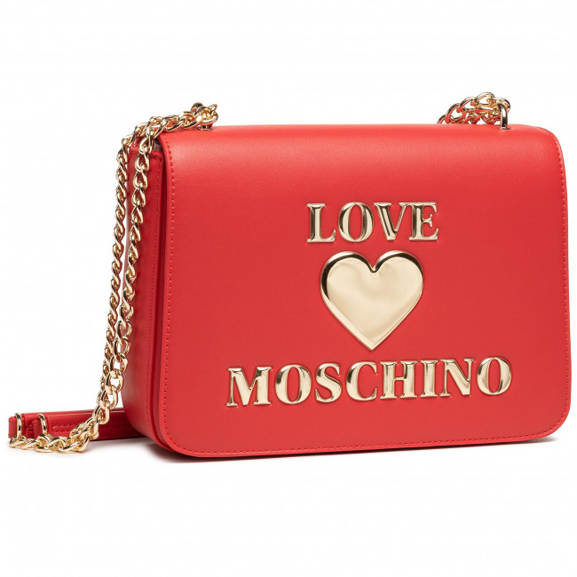 Kabelka LOVE MOSCHINO - JC4054PP1CLF0500 Rosso