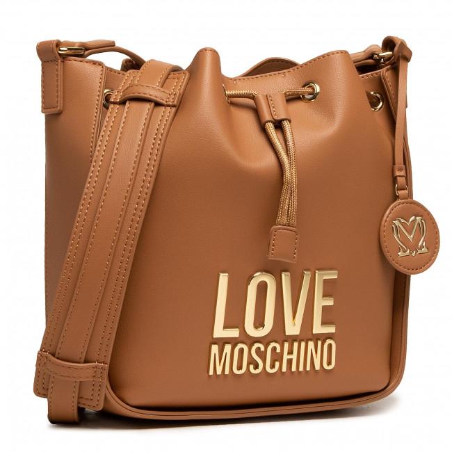Kabelka LOVE MOSCHINO - JC4103PP1CLJ020A Cammello