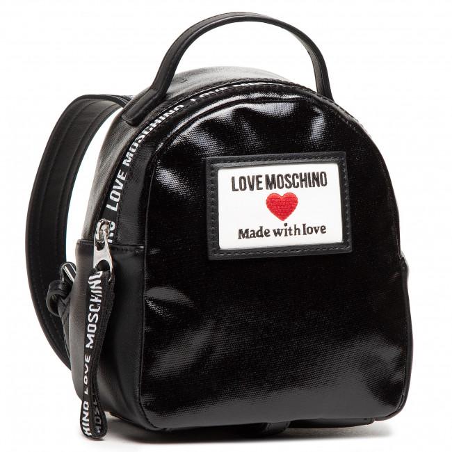 Ruksak LOVE MOSCHINO - JC4032PP1CLC100A Nero