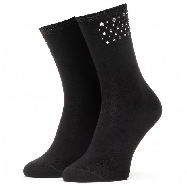 Ponožky Vysoké Dámske TWINSET - Calzino 202TA4369 r.OS Nero 00006