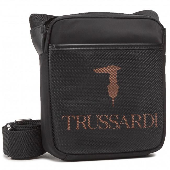 Brašna TRUSSARDI - Shoulder Bag Nylon 71B00241 K299