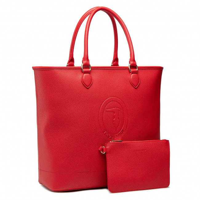 Kabelka TRUSSARDI - Pre Iris Shopper Lg 75B01099 R150