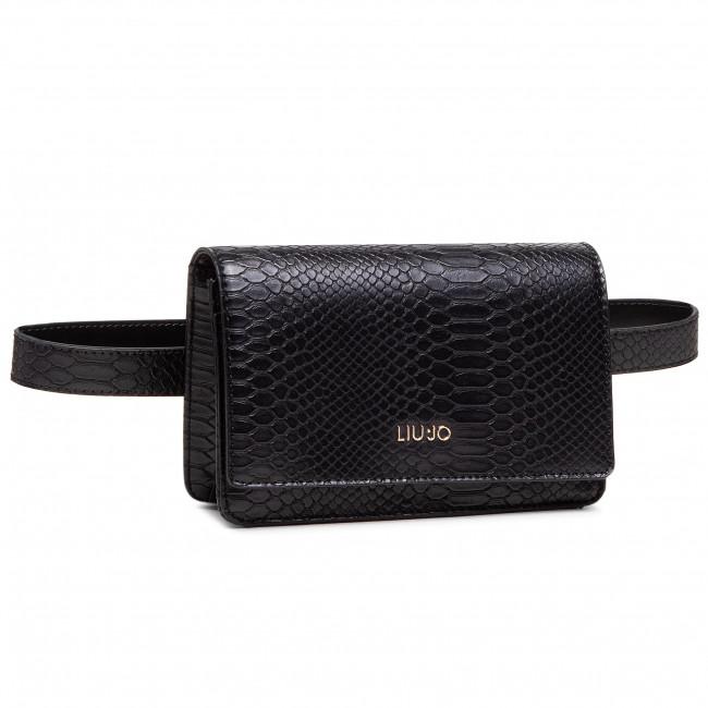 ľadvinka LIU JO - Belt Bag AA1180 E0018 Nero 22222