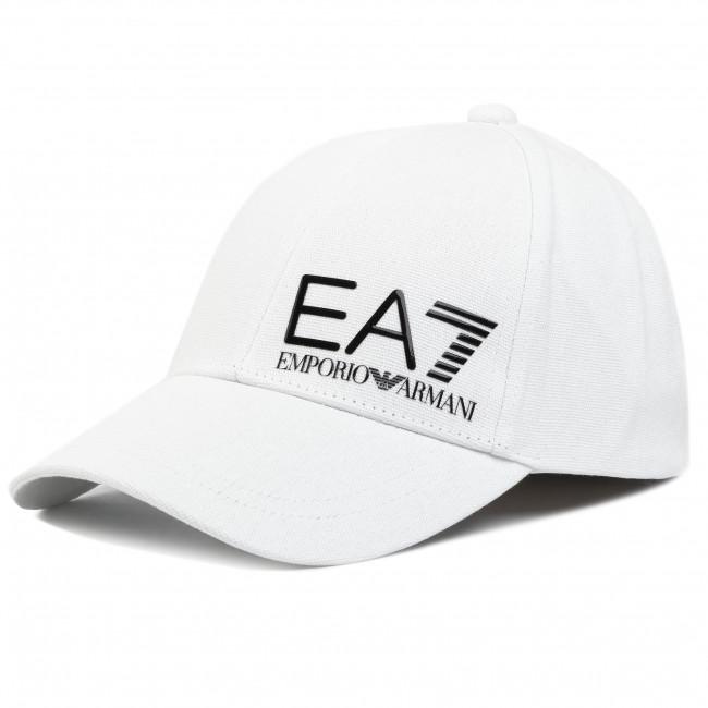 Šiltovka EA7 EMPORIO ARMANI - 275936 0P010 00110 White