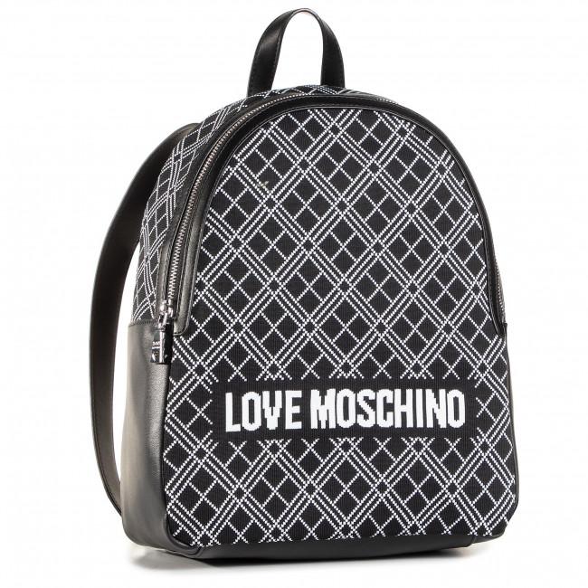 Ruksak LOVE MOSCHINO - JC4075PP1BLL100A Nero