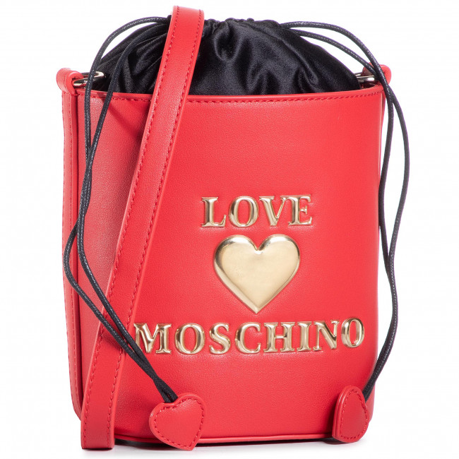 Kabelka LOVE MOSCHINO - JC4037PP1BLE0500 Rosso